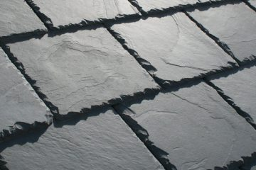 Slate Tiled Roofing Wideopen