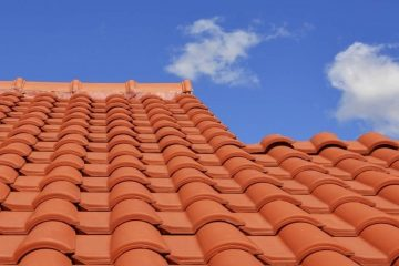 Terracotta Tiled Roof Fencehouses