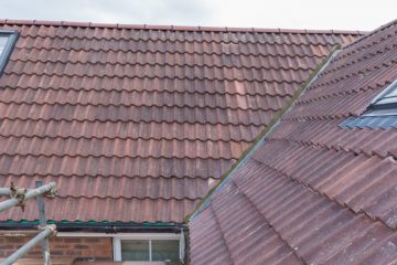 Concrete Tiled Roofing Whitburn