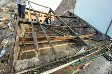 Roofing Repairs in Gosforth