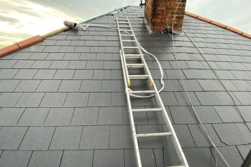 Slate Tile Roof Company Long Newton